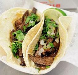 Nats Park Tacos