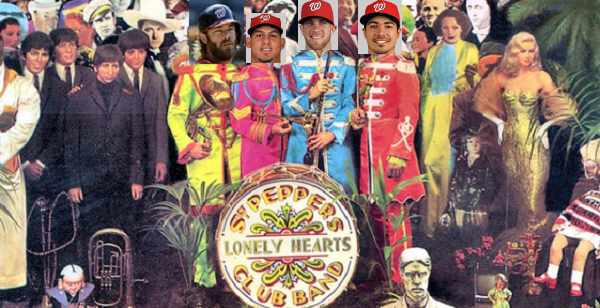 Nats Sgt Peppers