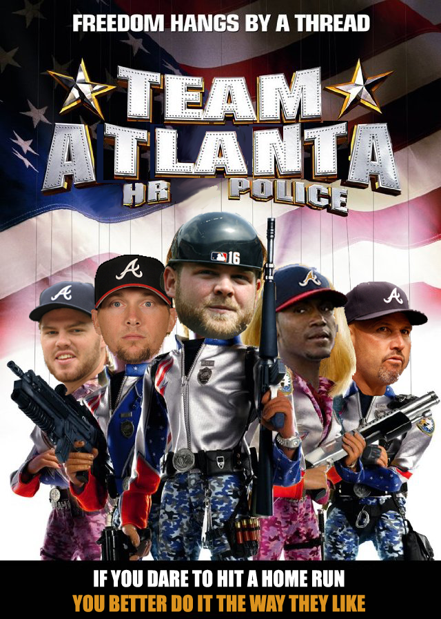 Team Atlanta HR Police