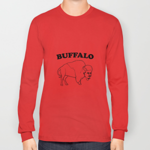 Buffaloshirtred