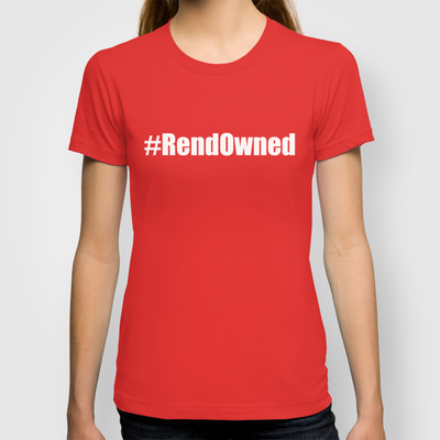 Rendowned Ladies Red
