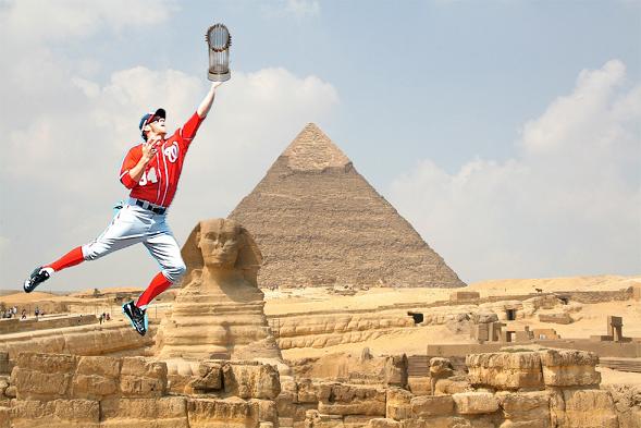Harper Monuments Giza
