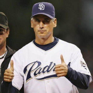 Bud Black thumbs up