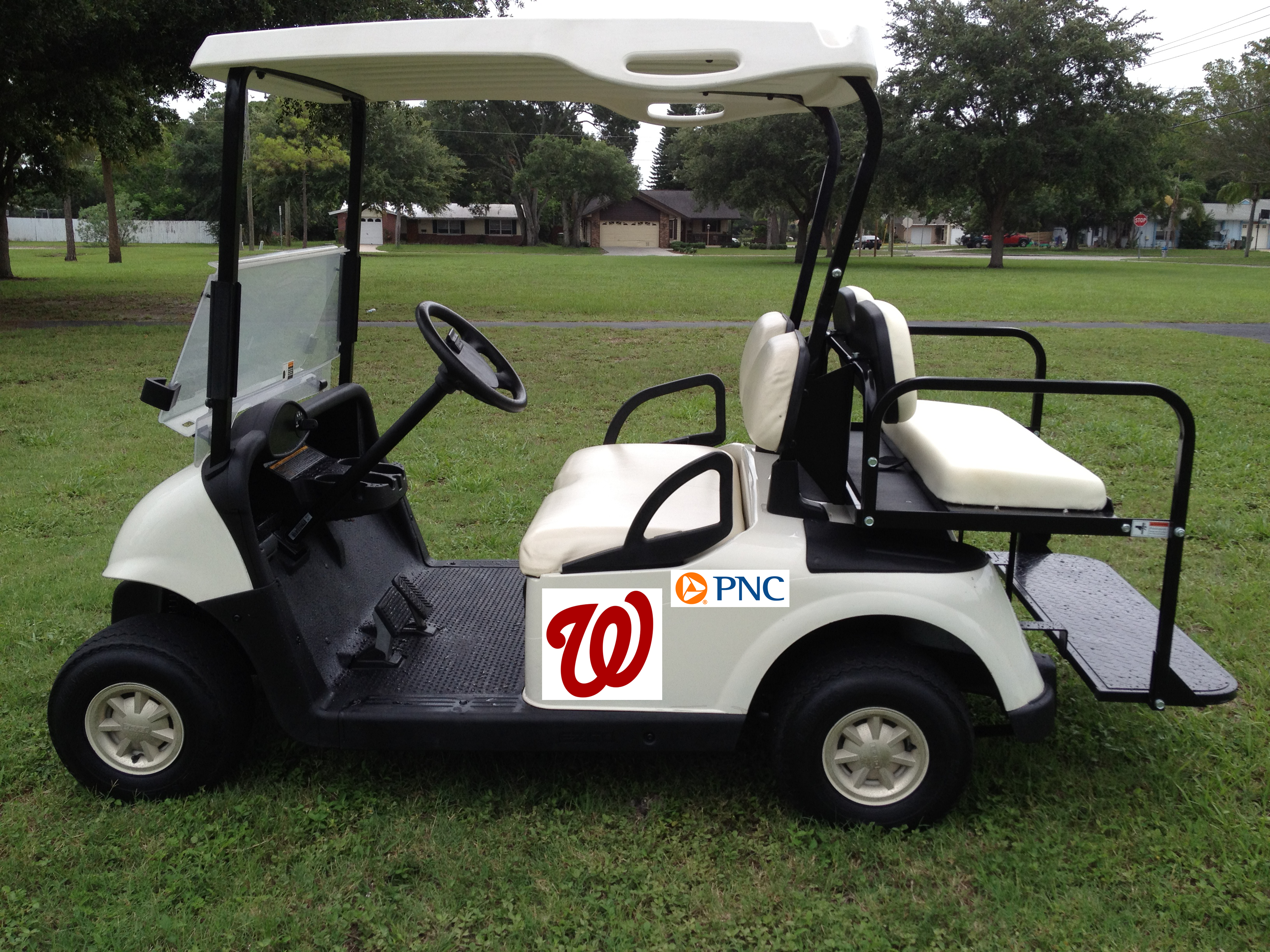 Time for a Nats Bullpen Cart | The Nationals Review How Work Golf Carts on go golf carts, special events golf carts, ezgo work carts,